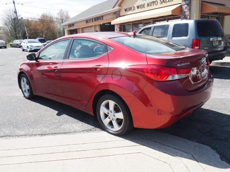 2013 Hyundai Elantra GLS 4dr Sedan 6A In Trenton NJ - Worldwide Auto