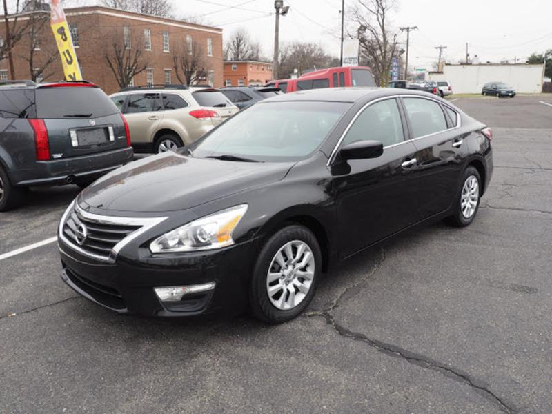 2015 Nissan Altima 2.5 4dr Sedan In Trenton NJ - Worldwide Auto