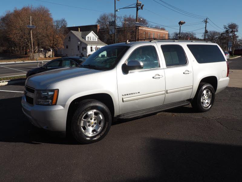 2011 Chevrolet Suburban 4x4 LT 1500 4dr SUV In Trenton NJ ...