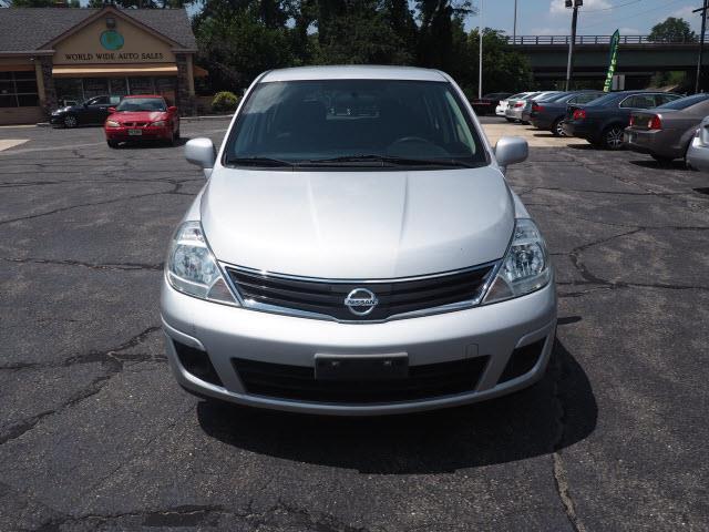 2012 Nissan Versa 1.8 S 4dr Hatchback 4A - Hamilton NJ