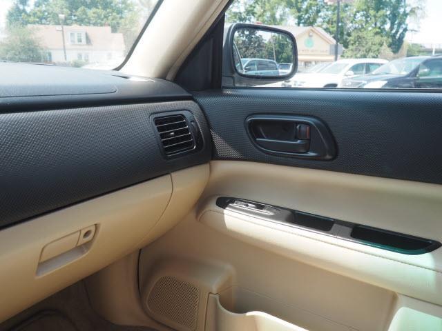 2007 Subaru Forester AWD 2.5 X 4dr Wagon (2.5L F4 4A) - Hamilton NJ