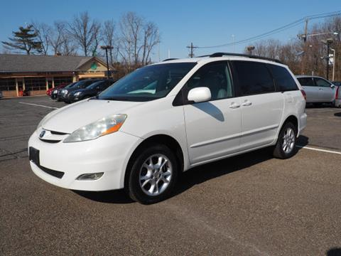 2006 toyota sienna for sale in new jersey. Black Bedroom Furniture Sets. Home Design Ideas