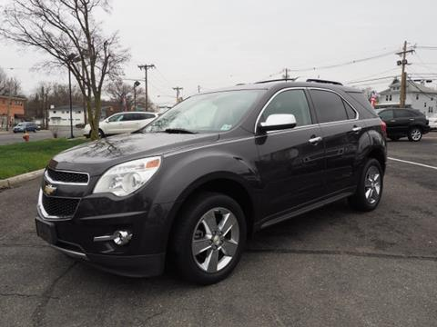 2013 chevrolet equinox for sale in new jersey. Black Bedroom Furniture Sets. Home Design Ideas