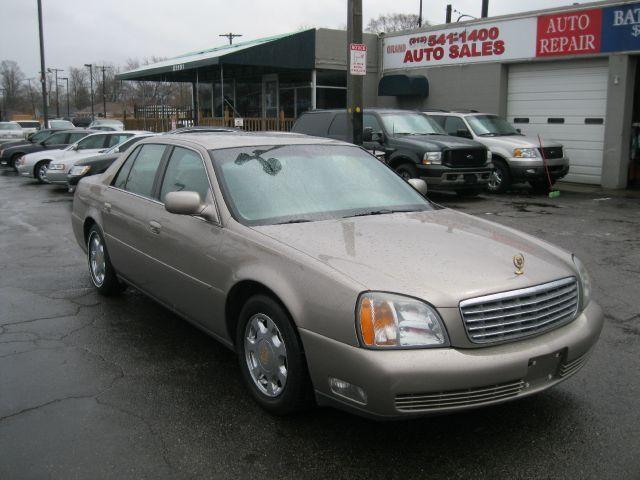 2001 Cadillac De