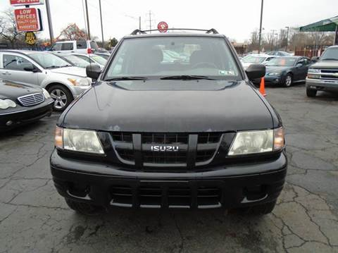 2004 Isuzu Rodeo for sale in Detroit, MI