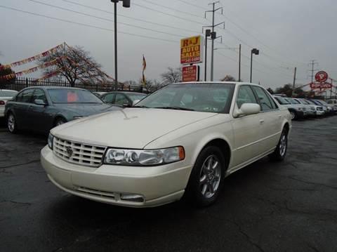 2003 Cadillac Seville for sale in Detroit, MI
