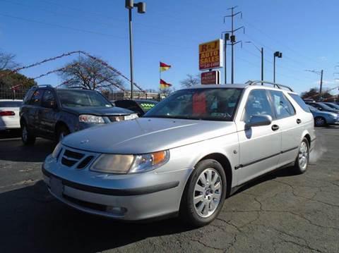 2003 Saab 9-5 for sale in Detroit, MI