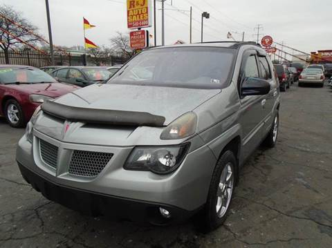 pontiac aztek for sale michigan. Black Bedroom Furniture Sets. Home Design Ideas