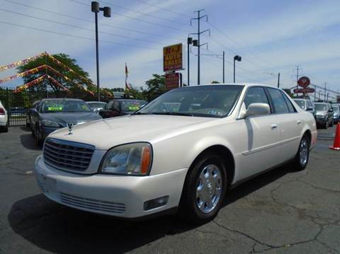 2005 Cadillac DeVille for sale in Detroit, MI