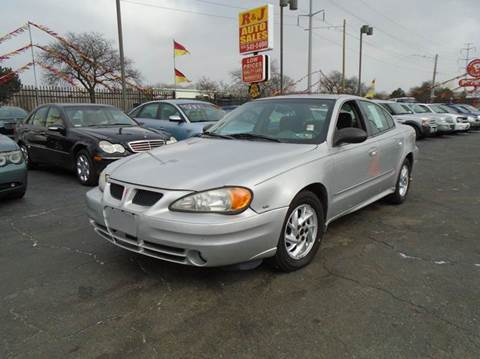 2004 Pontiac Grand Am for sale in Detroit, MI