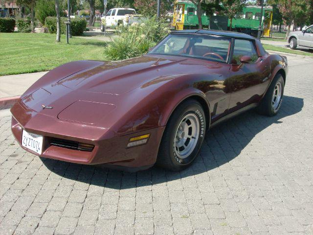 1981 Chevrolet Corvette Stingray