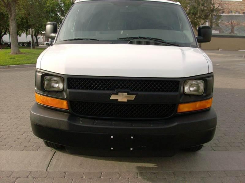 2011 Chevrolet Express Passenger