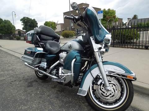 2004 Harley-Davidson Ultra Classic Electra Glide for sale in Oakdale, CA