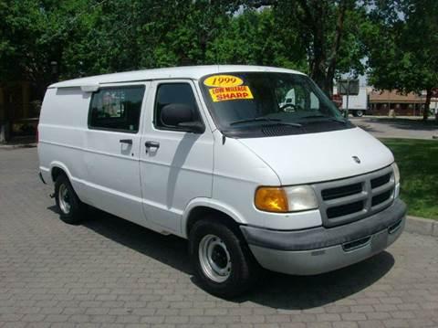 1999 Dodge Ram Van for sale in Oakdale, CA