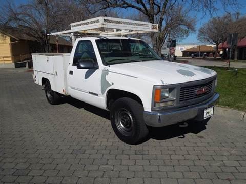 1997 GMC Sierra 3500 for sale in Oakdale, CA