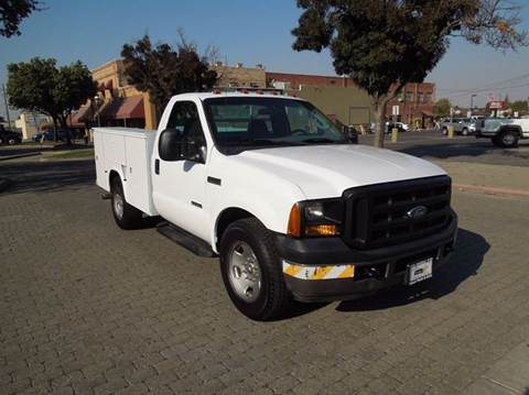 2006 Ford F-350 Super Duty for sale in Oakdale, CA