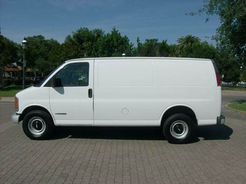 1999 Chevrolet Express Cargo for sale in Oakdale, CA