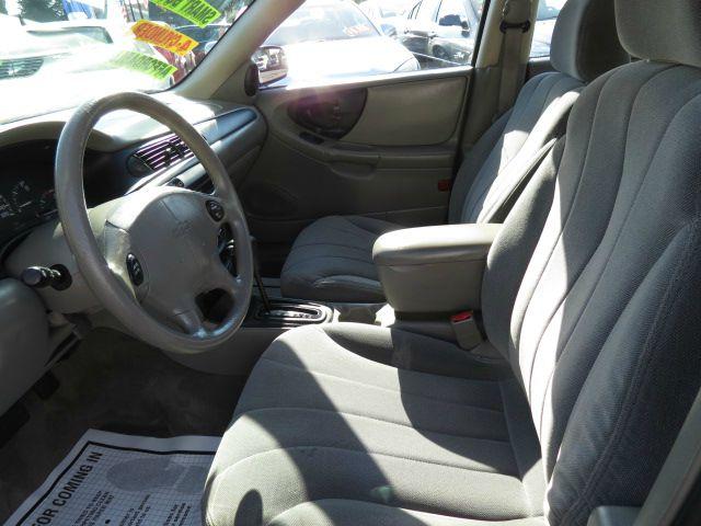2005 Chevrolet Malibu Classic