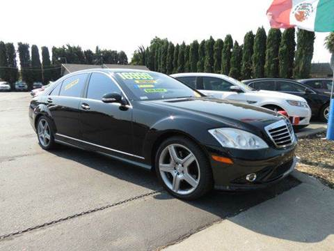 2007 Mercedes-Benz S-Class for sale in Ceres, CA