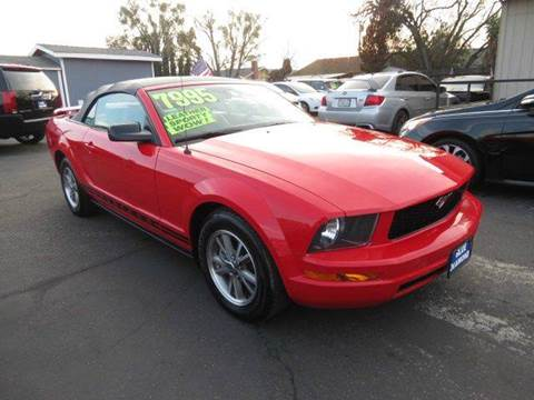 2005 Ford Mustang for sale in Ceres, CA