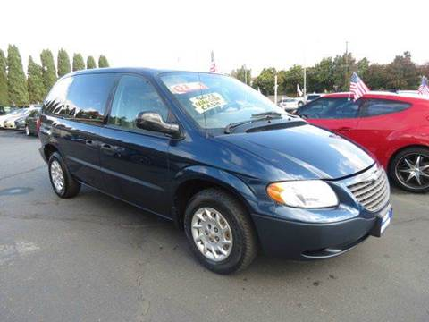 2002 Chrysler Voyager for sale in Ceres, CA