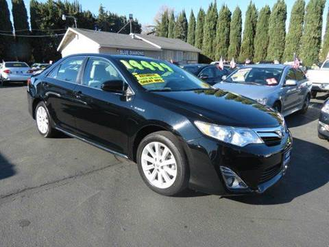 2014 Toyota Camry Hybrid for sale in Ceres, CA