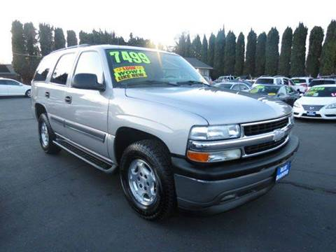 2005 Chevrolet Tahoe for sale in Ceres, CA