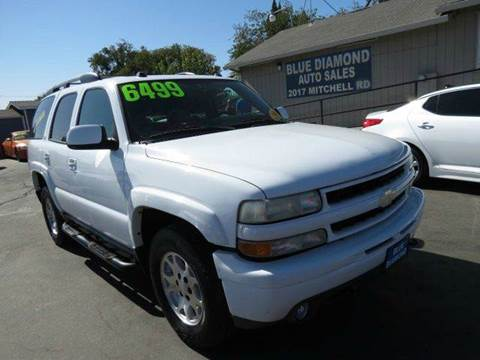 2004 Chevrolet Tahoe for sale in Ceres, CA
