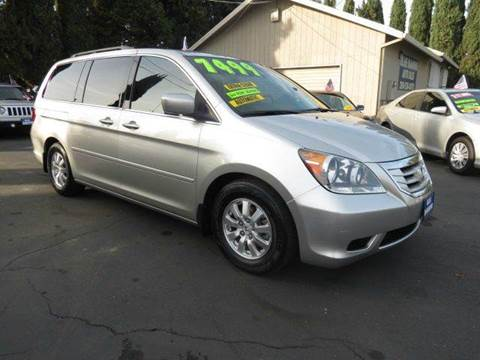 2008 Honda Odyssey for sale in Ceres, CA