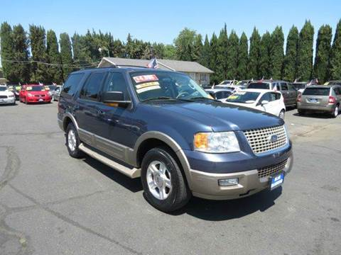 2004 Ford Expedition for sale in Ceres, CA