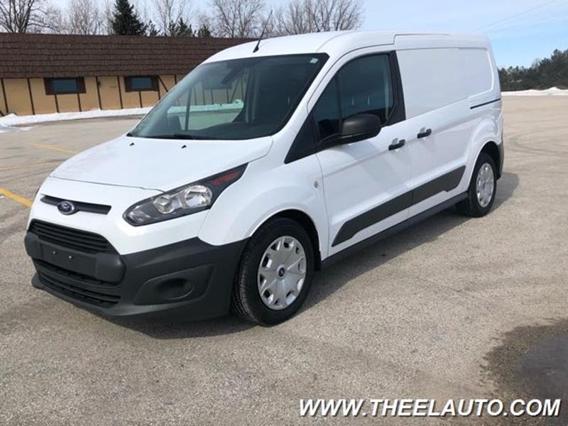 ed4a8d4f5b 2015 Ford Transit Connect Cargo XL 4dr LWB Cargo Mini-Van w Rear Cargo