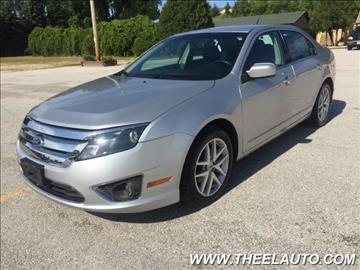 2011 Ford Fusion for sale in Elkhart Lake, WI