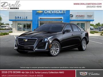2016 Cadillac CTS for sale in Watseka, IL