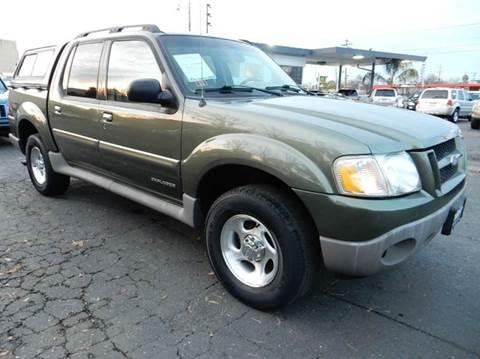 2002 Ford Explorer Sport Trac for sale in Sacramento, CA