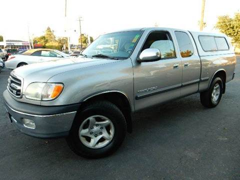 2001 Toyota Tundra for sale in Sacramento, CA