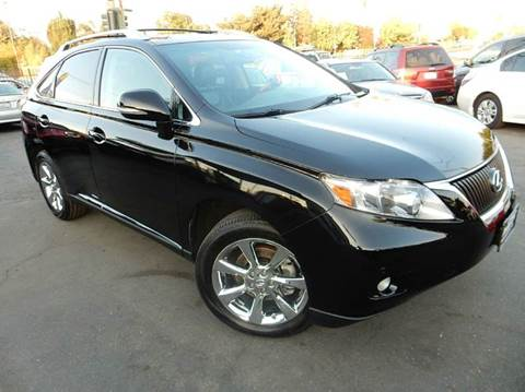 2010 Lexus RX 350 for sale in Sacramento, CA