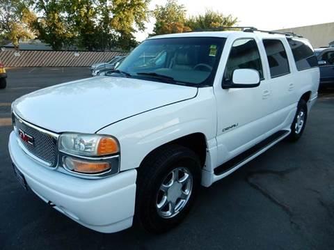 2001 GMC Yukon XL for sale in Sacramento, CA