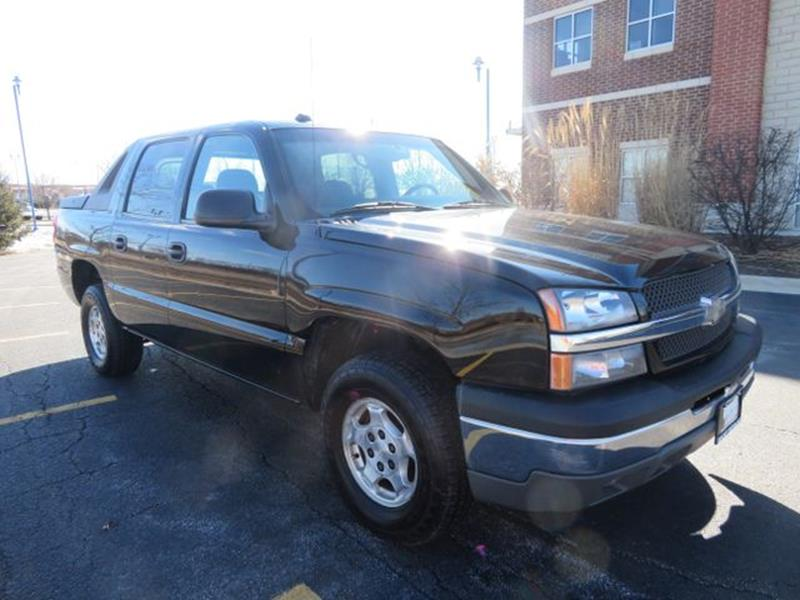2004 chevrolet avalanche z71 gas mileage