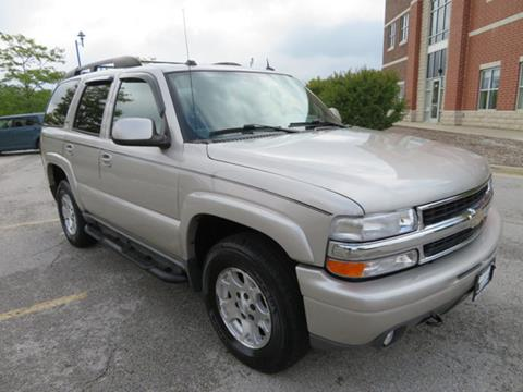 2005 Chevrolet Tahoe for sale in Mokena, IL