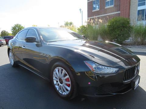 2014 Maserati Ghibli for sale in Mokena, IL
