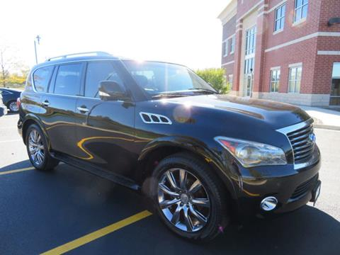 2011 Infiniti QX56 for sale in Mokena, IL
