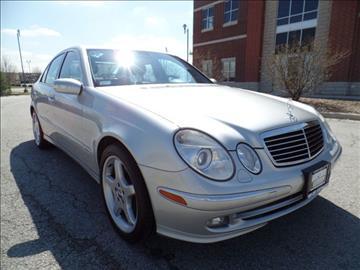 2005 Mercedes-Benz E-Class for sale in Mokena, IL