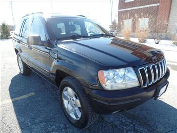 2001 Jeep Grand Cherokee for sale in Mokena, IL