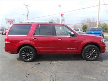 2015 Lincoln Navigator for sale in Alliance, OH