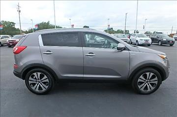 2011 Kia Sportage for sale in Alliance, OH