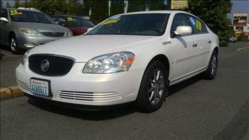 2007 Buick Lucerne for sale in Mount Vernon, WA