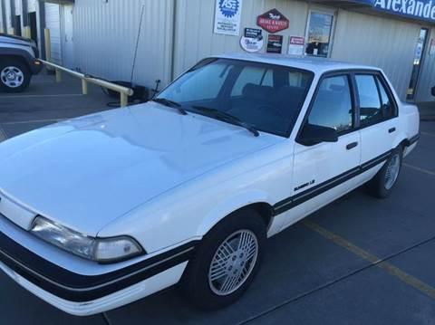 1990 Pontiac Sunbird for sale in Wichita, KS