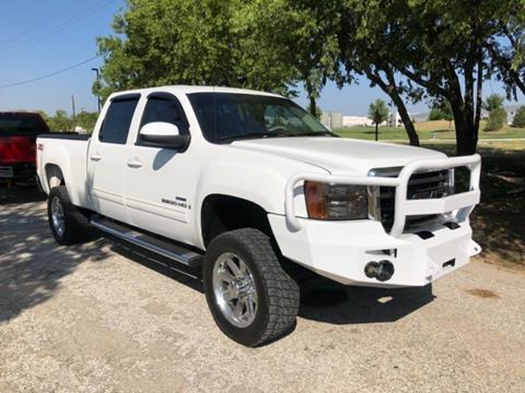 2008 GMC Sierra 2500HD for sale in Northlake, TX