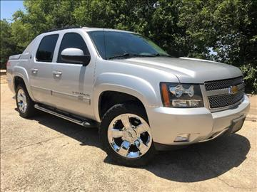 2013 Chevrolet Black Diamond Avalanche for sale in Lewisville, TX