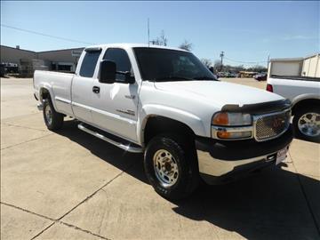 2001 GMC Sierra 2500HD for sale in Lewisville, TX